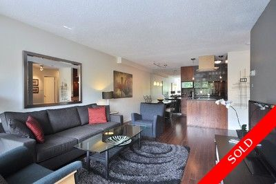 Lower Lonsdale Condo for sale:  1 bedroom 664 sq.ft. (Listed 2010-06-15)