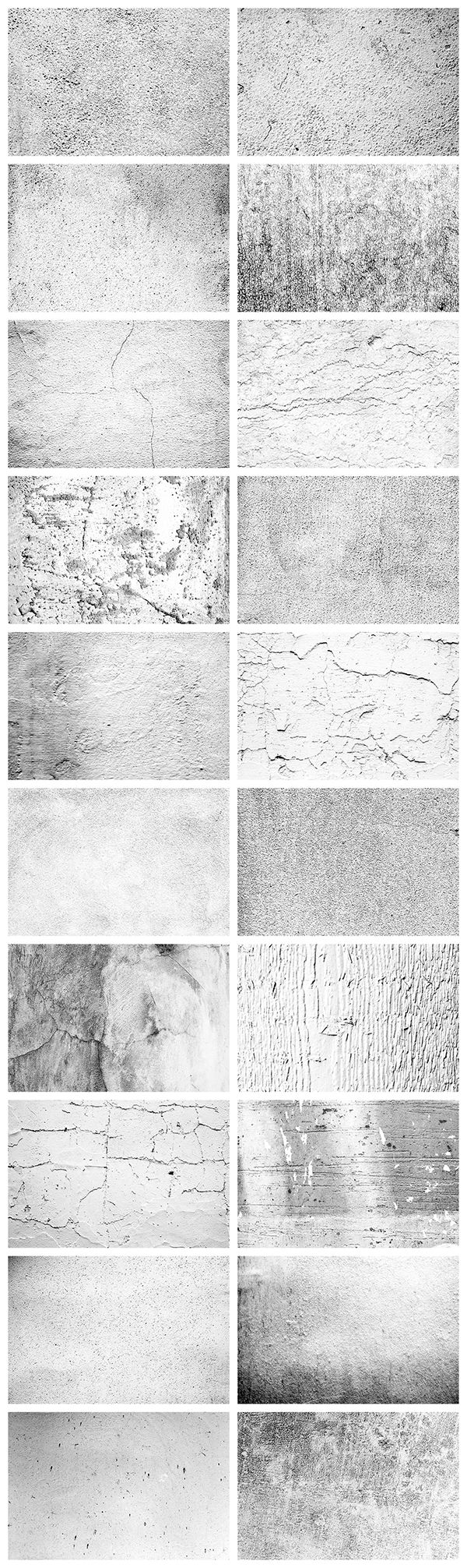 20 Free Textures available in JPEG, PNG and as a Photoshop Brush Set (Mix Patterns Design)
