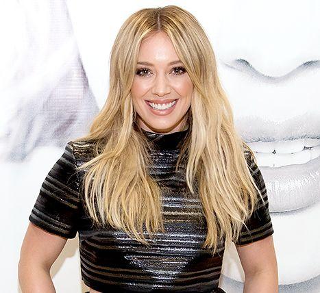 Hilary Duff not bitter about love