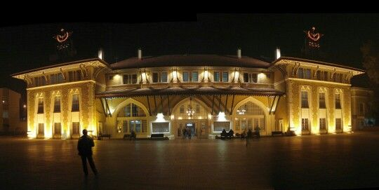 Train Station-Adana/Turkey