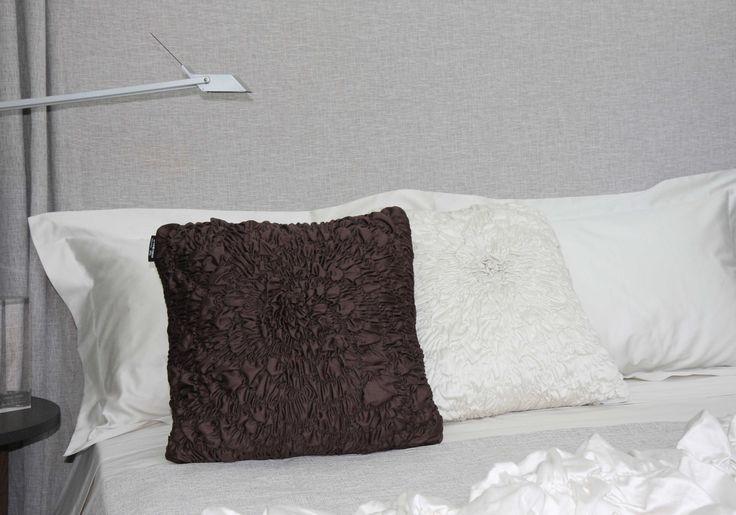 Cuscino cotone chambray