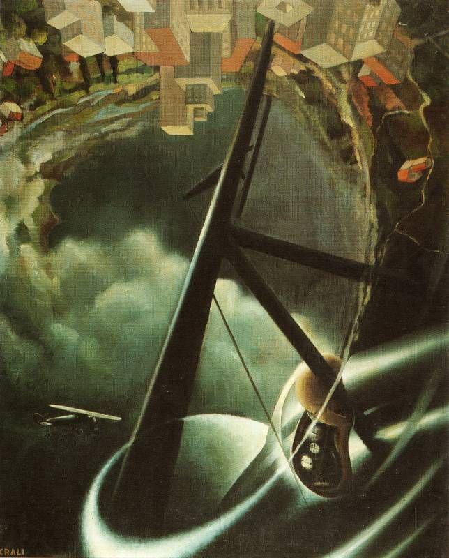 Aerocaccia I (1936/38)