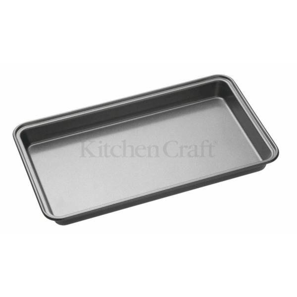Master Class Non-Stick Brownie Pan > http://www.kitchencraft.co.uk/categories/baking_sugarcraft/bakeware_1/bakeware/non-stick_brownie_pan_kcmchb32.htm