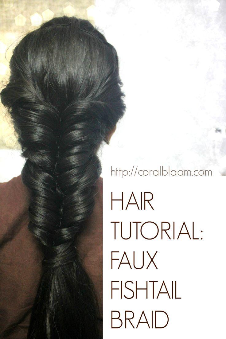 Best 25+ Faux braids ideas on Pinterest   Short hair ...