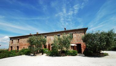 Agriturismo Moro › Vakantiewoningen Siena-Crete-Montepulciano › Azienda Italia