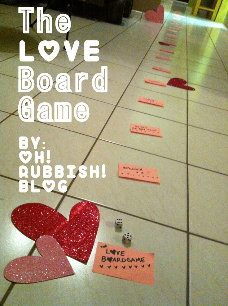 :: The LOVE Board Game :: VALENTINE GAME FOR COUPLES :: Valentine Day Gift Idea for Boyfriend, Husband, or Significant Other :: THIS IS WHAT YOUR MAN WANTS ON VALENTINES DAY!!