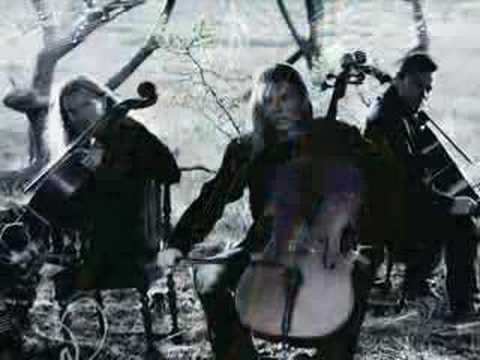 "Apocalyptica AND Brent Smith. ""Not Strong Enough"" there's another version of this song where they had to replace him w/Hoobastank's lead singer b/c Shinedown released a bunch of songs around the time of the release of *this* song."
