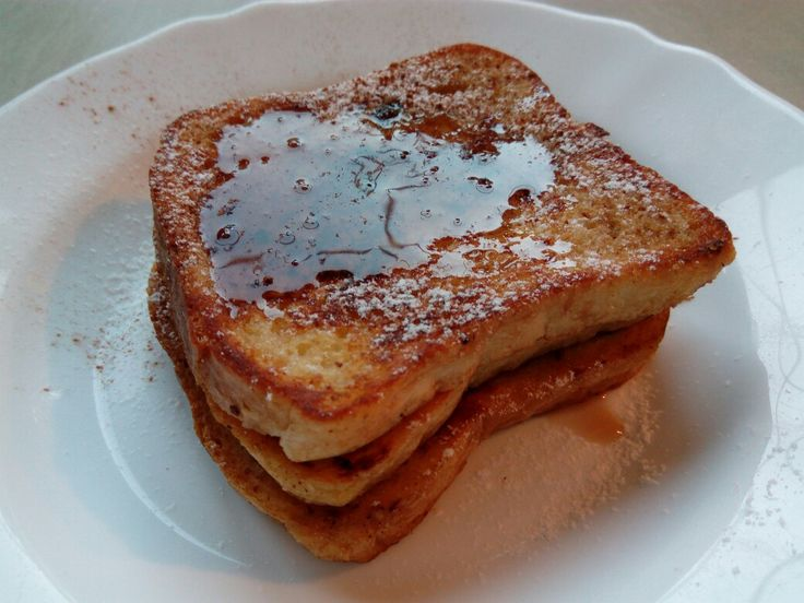 French toast- easy delicious desert