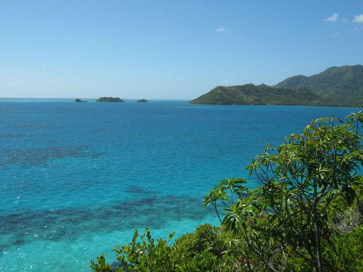 Puedes encontrar información para viajar a la Isla de San Andrés aquí: http://www.viajeros.com/foros/colombia