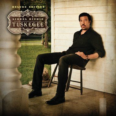 Lionel Ritchie- Tuskeegee; new cd re-releasing his old hits as duets with various country artists
