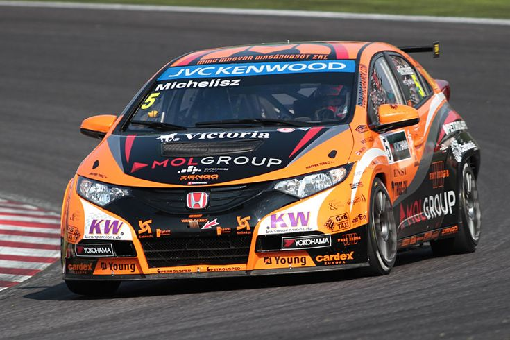 N.Michelisz / HONDA CIVIC WTCC