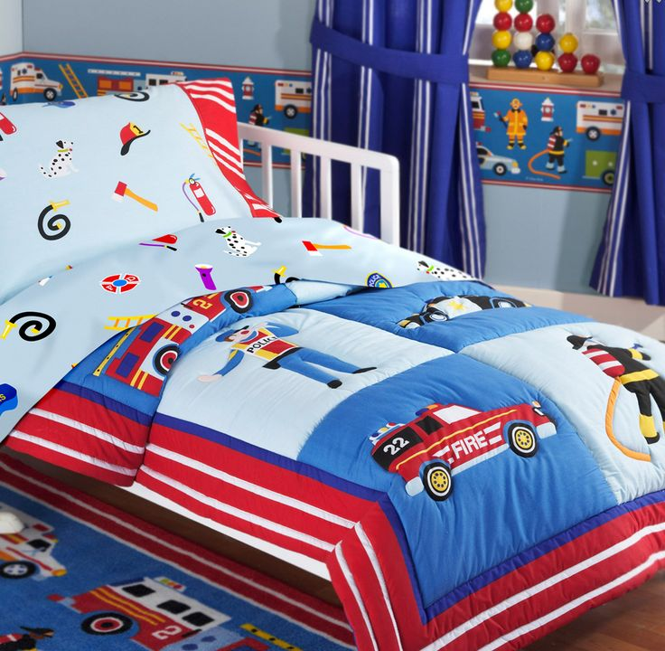 Kids Bedroom Sets Boys 36 best firefighter kids bedroom images on pinterest | firetruck