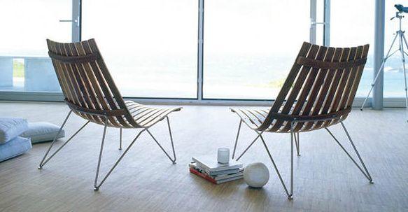 Scandia Nett designet av Hans Brattrud i 1957