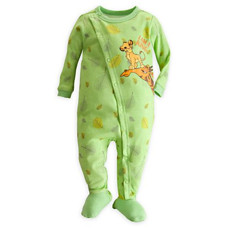 Simba Stretchie Sleeper for Baby | Stretchies | Disney Store