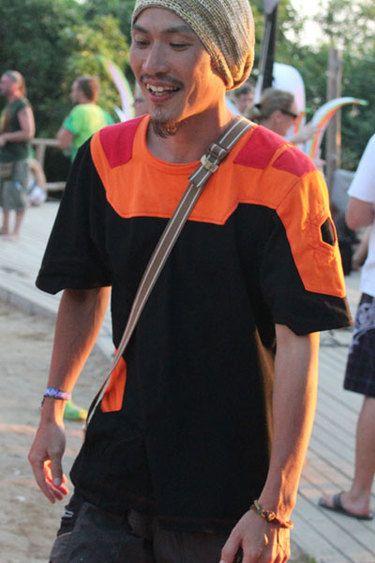 psychedelic wardrobe t-shirt kho phangan