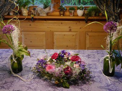 Fabulous Tischdeko Wohnen und Garten Foto