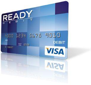 my ready debit
