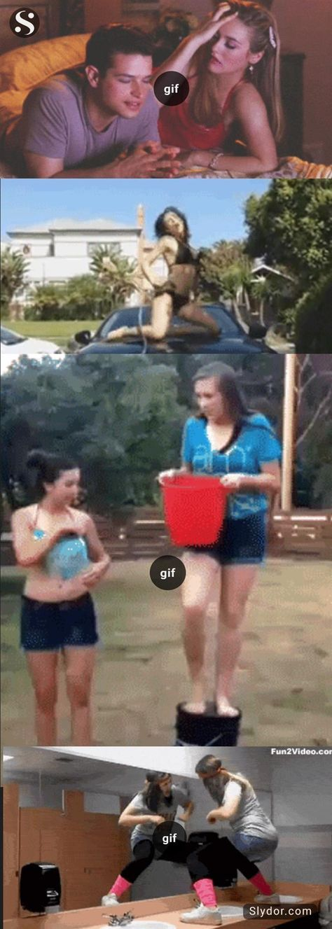 Insane Funniest Collection of Girls Fail Giffs