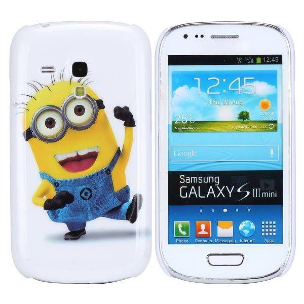 Despicable Me hoesje Samsung Galaxy S3 mini