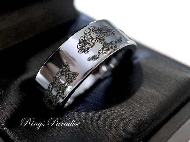 102 best Celtic Knot Rings, Irish Rings, Scottish Rings