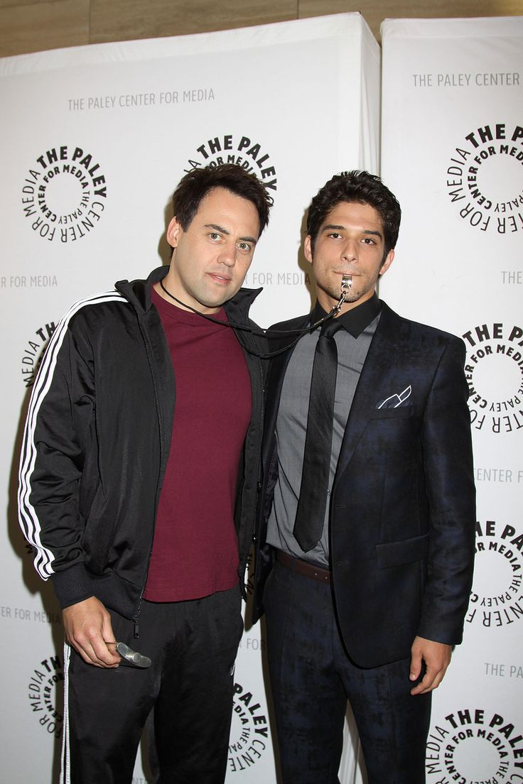 Tyler Posey and Orny Adams at the TEEN WOLF Paley Center for Media Event | ©2012 Sue Schneider