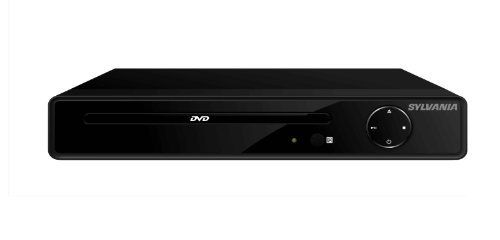 Sylvania SDVD1602 Auto Load Compact Progressive Scan SDVD Player by Sylvania. $45.99. Sylvania DVD1602 is a great addition to any Television. It is progressive scan and has a compact design making it easy to fit almost anywhere. There is a 2 Channel output for the DVD player and is compatible with DVD/VCD/CDDA/CD-R/CDRW/MP3/HDCD/JPEG/Kodak formats. Some other features include; Component video output(Y,U,V); Coaxial cable and S-video output; PAL/NTSC system; Full functi...