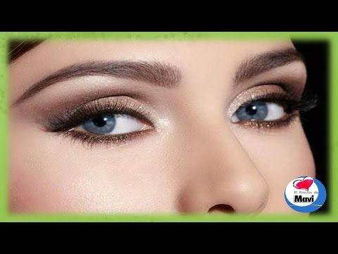 Trucos de belleza - Como tener las cejas mas gruesas, pobladas y bonitas naturalmente - YouTube
