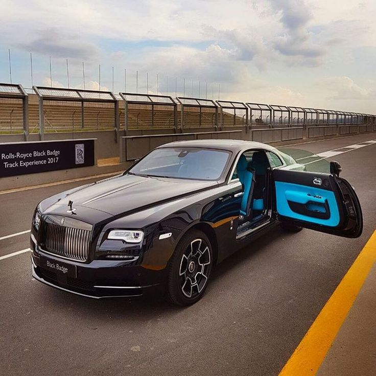 "6,331 Likes, 23 Comments - Rolls-Royce Motor Cars Sandton (@rollsroyce_sa) on Instagram: ""Today we welcome our VIP Clients to our 2017 #BlackBadge Track Experience! #BlackBadgeSA  #Daytona…"""