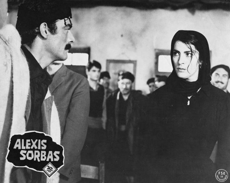 Zorba the Greek - Αλέξης Ζορμπάς (1964)
