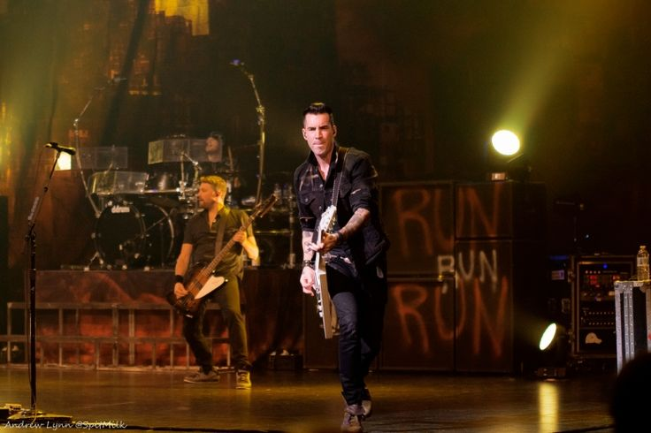 Photos from Theory of a Deadman11-17-14 at Northern Alberta Jubilee Auditorium Andrew Lynn @Spitmilkwas on assignment with100.3 The Bear�s They..