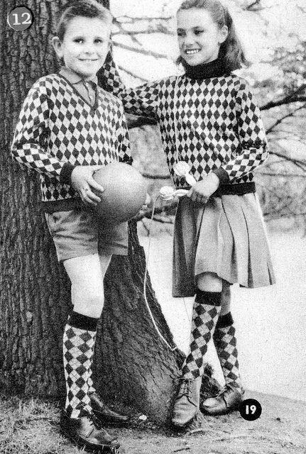 1960s children's fashion