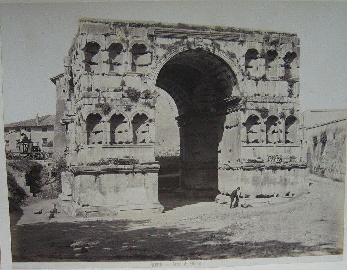 - Arco di Giano 1880