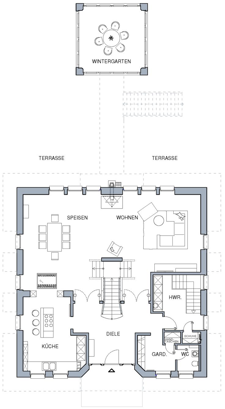 ^ - 1000+ ideas about Küche Grundriss on Pinterest Floor Plans ...