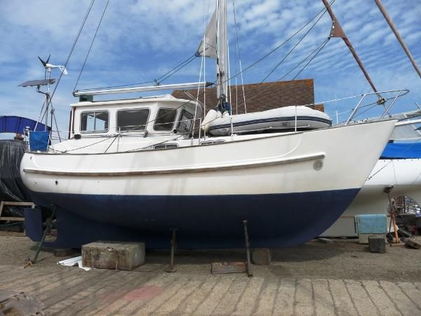 1980 Fisher 31, Portsmouth, United Kingdom | boats.com