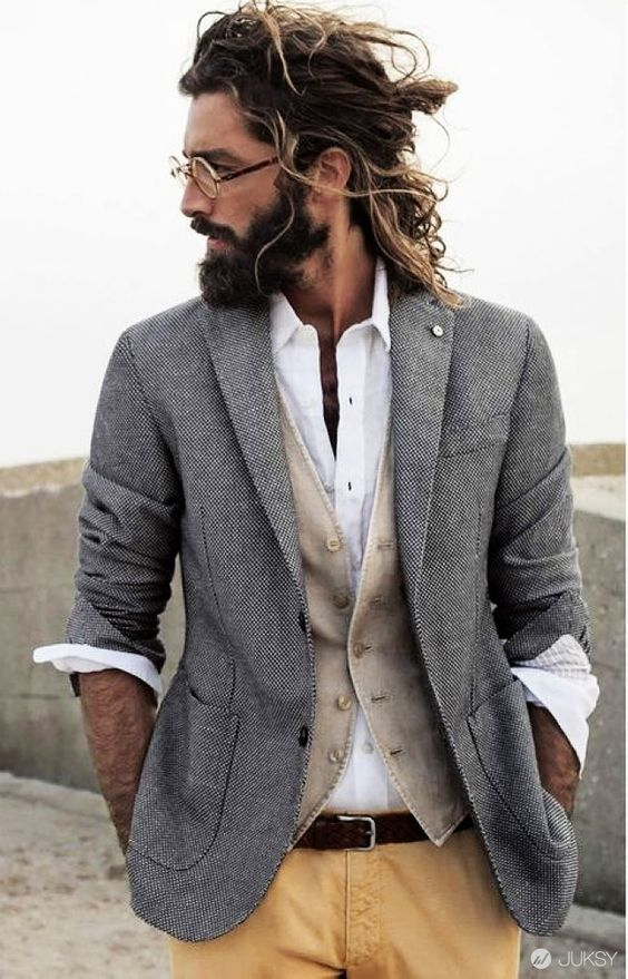 Bohemian Outfits for Men. Bohemian outfits are the mix of old and new pieces of fashion and putting them together to create the absolute lit look! Be it guys or girls, both of the love bohemian outfits, as they look effortless yet give you the absolute trendy look.