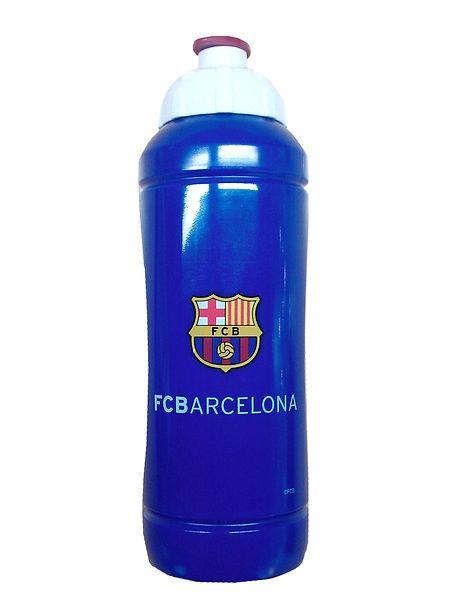 FC Barcelona -juomapullo sammuttaa janon tilanteessa kuin tilanteessa. Pullon tilavuus on 425 ml.