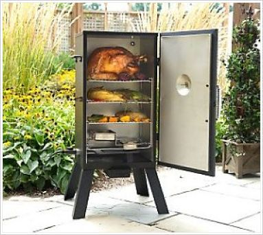 The Masterbuilt Electric Smoker - Awesome Getting one of these this week...can't wait to do some smokin' !