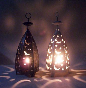 Мода металлические фонари декоративные птичьи клетки свадебные подсвечники украшения дома звездные и луна подсвечники