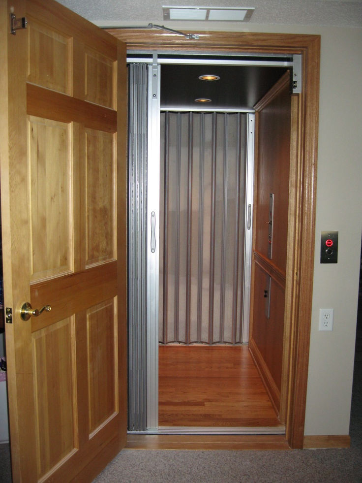 Beautiful home elevator installation by access lifts of for Luxury homes with elevators