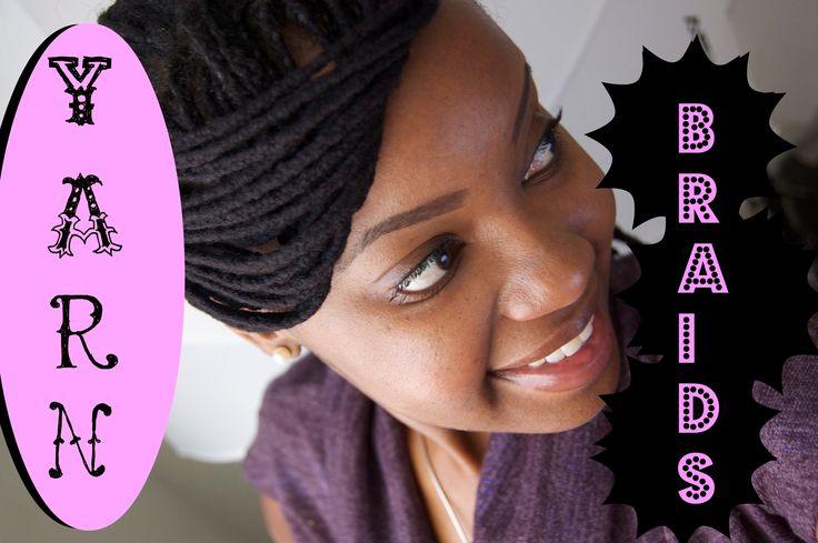 Yarn Braids Hairstyles: 1000+ Ideas About Yarn Braids On Pinterest