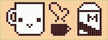 пиксель арт схемы время приключений - Поиск в Google