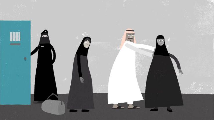 @hrw En Arabie saoudite, les femmes sont soumises à un système opprimant de tutelle masculine, comme l'illustre ce clip concernant une interdiction de retourner au domicile familial.