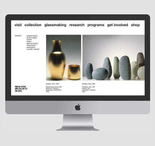 New York Museum of Glass by Leo Porto, via Behance