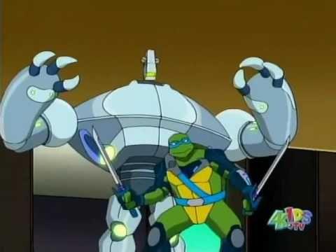 ❤❤ Teenage Mutant Ninja Turtles Cartoons 2016 - Teenage Mutant Ninja Part 2