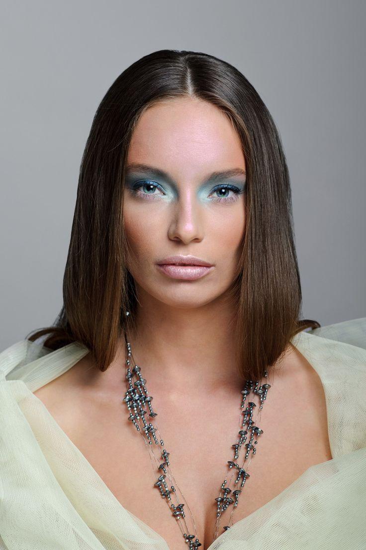 Spring/Summer makeup trends 2015 | Photo: Gergely Graff | Makeup: Dora Graff