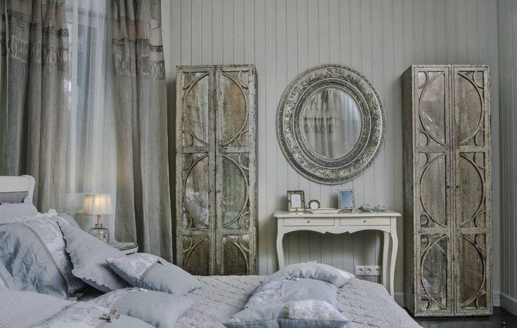 Спальня хозяев : Спальня в стиле кантри от Arte-Grup