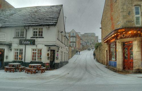 Swanage, Dorset, England.