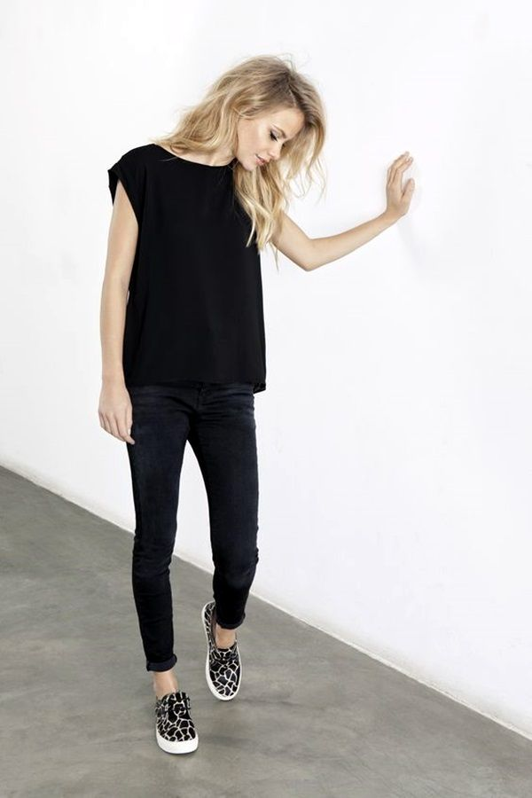 45 Cute Quotes For Instagram: 45 Cute Skinny Black Jeans Outfit Worth Trying
