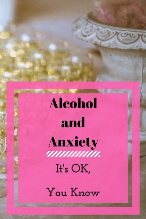 There's a taboo attached to alcohol when it comes to anxiety. Here is my perspective and why you should enjoy it whilst you still can!
