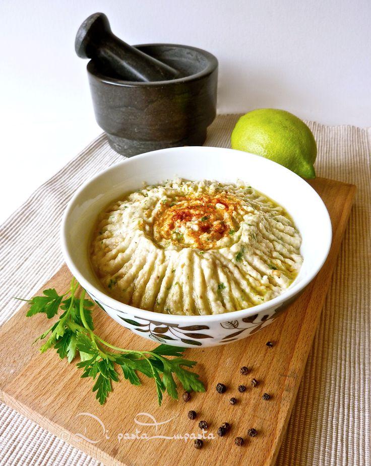 Baba Ganoush (Hummus di melanzane)